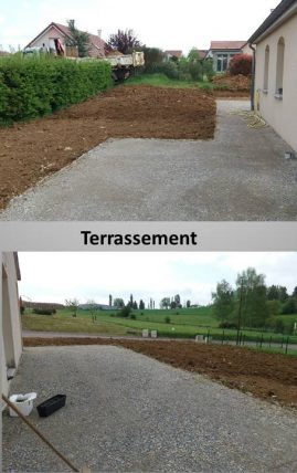 Terrassement